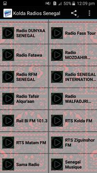 Kolda Radios Senegal screenshot 1