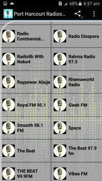Port Harcourt Radios Nigeria screenshot 2