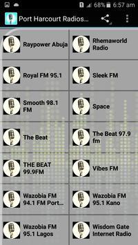 Port Harcourt Radios Nigeria screenshot 3