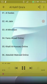 Surah Al Kahf Offline screenshot 3