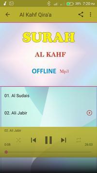 Surah Al Kahf Offline screenshot 2