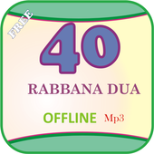 40 Rabbana Dua Mp3 icon