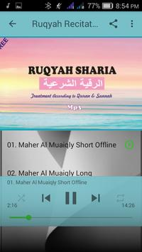 Ruqyah Al Shariah Mp3 screenshot 3