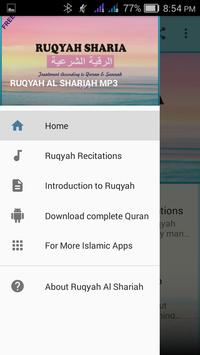 Ruqyah Al Shariah Mp3 poster