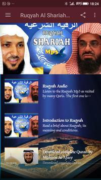 Ruqyah Al Shariah Mp3 apk screenshot