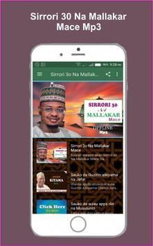 Sirrori 3o Na Mallakar Mace screenshot 1