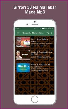 Sirrori 3o Na Mallakar Mace screenshot 2