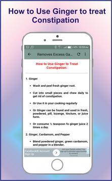 Ginger Uses & Benefits screenshot 4