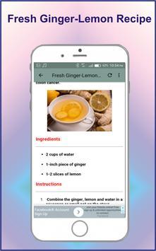 Ginger Uses & Benefits screenshot 6