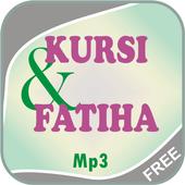 Ayatul Kursi & Fatiha Mp3 icon
