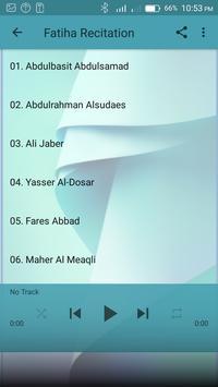 Ayatul Kursi & Fatiha Mp3 screenshot 3