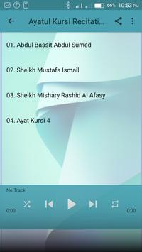 Ayatul Kursi & Fatiha Mp3 screenshot 2