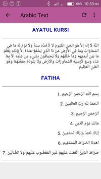 Ayatul Kursi & Fatiha Mp3 screenshot 4