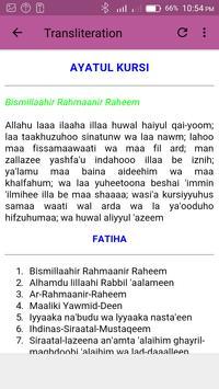 Ayatul Kursi & Fatiha Mp3 screenshot 5