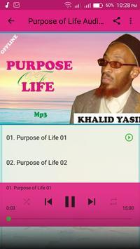 Purpose Of Life-Khalid Yasin screenshot 3
