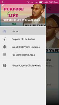 Purpose Of Life-Khalid Yasin poster