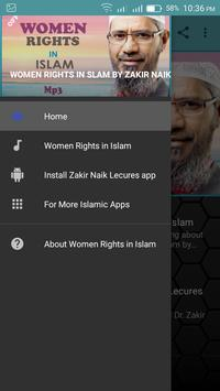 Women Rights in Islam Mp3 poster