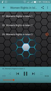Women Rights in Islam Mp3 screenshot 4