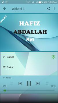 Wakokin Hafiz Abdallah Mp3 screenshot 3