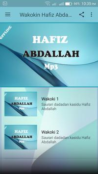 Wakokin Hafiz Abdallah Mp3 screenshot 1