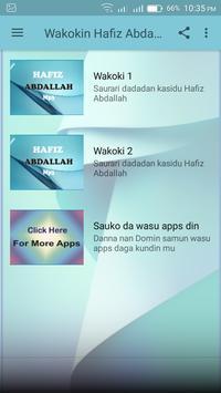 Wakokin Hafiz Abdallah Mp3 screenshot 2