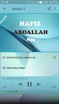 Wakokin Hafiz Abdallah Mp3 screenshot 5