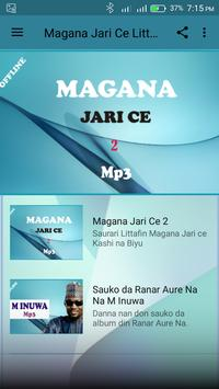 Magana Jari Ce Littafi Na 2 poster