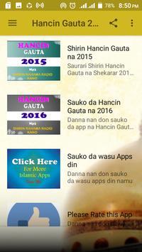 Hancin Gauta 2015-Dr. Abdulkadir Ismail screenshot 2