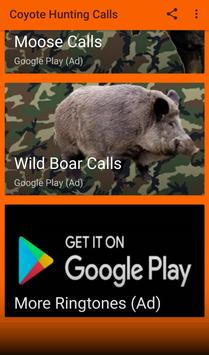 Coyote Hunting Calls screenshot 3