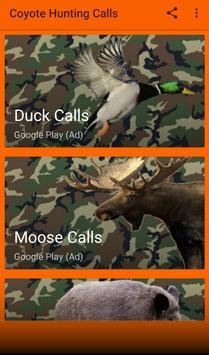 Coyote Hunting Calls screenshot 2