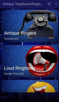 Antique Telephone Ringtones poster
