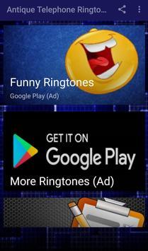Antique Telephone Ringtones screenshot 1