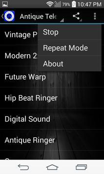 Antique Telephone Ringtones apk screenshot