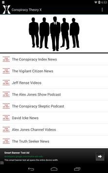 Conspiracy Theory X apk screenshot
