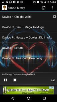 Davido apk screenshot