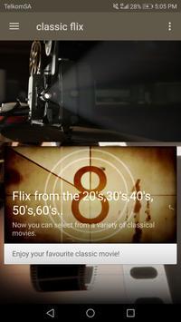 classic flix poster