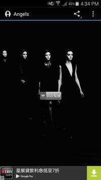 Angels Fashion Shop poster