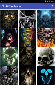 Skull HD Wallpapers poster