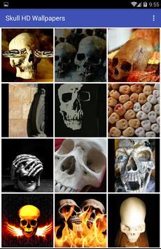 Skull HD Wallpapers screenshot 2
