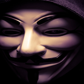 Anonymous HD Wallpapers icon