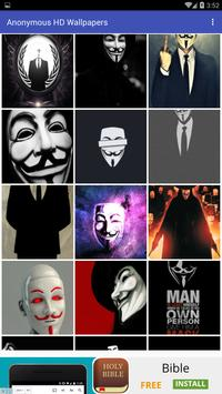 Anonymous HD Wallpapers poster