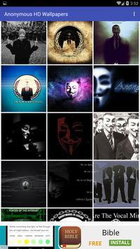 Anonymous HD Wallpapers screenshot 1