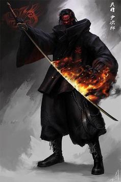 Samurai Way of Life Wallpaper poster