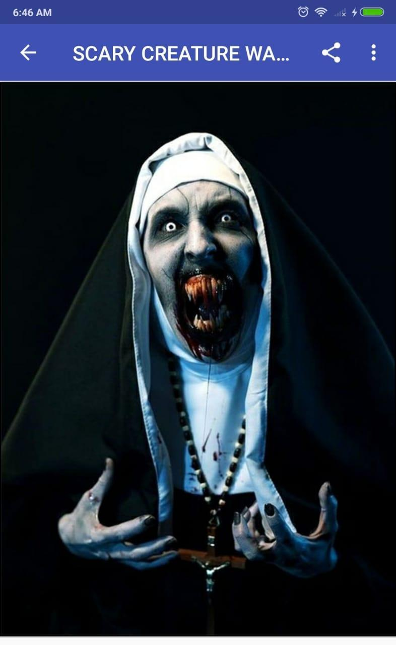 Scary Nun Fans Art Wallpaper For Android Apk Download