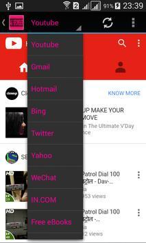 4G U18 BROWSER apk screenshot