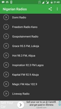Nigerian Radios screenshot 1