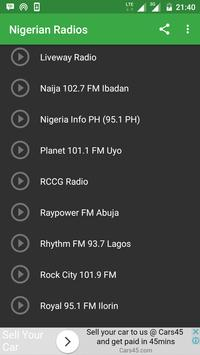Nigerian Radios screenshot 2
