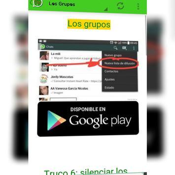 Trucos y Guia whats @pp screenshot 8