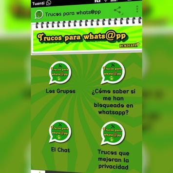 Trucos y Guia whats @pp screenshot 10