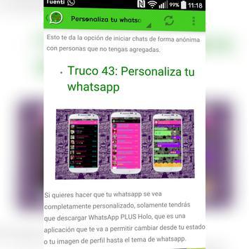Trucos y Guia whats @pp screenshot 11